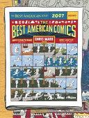 The best American comics 2007