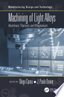 Machining of Light Alloys