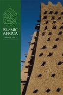 Islamic Africa 2 1