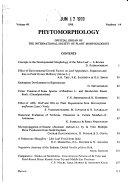 Phytomorphology