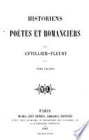 Historiens,poëtes et romanciers