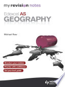 My Revision Notes Edexcel As Geography Epub