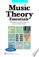 Mini Music Guides  Music Theory Essentials Book