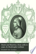 Dante And Beatrice From 1282 To 1290 By Roxburghe Lothian