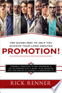 Promotion Book