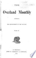 The Overland Monthly Book