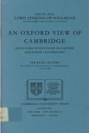 An Oxford View of Cambridge