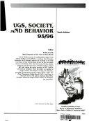 Drugs, Society, and Behavior 95/96
