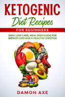 Ketogenic Diet Recipes for Beginners