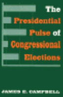 Pdf The Presidential Pulse of Congressional Elections