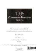 Conservation Directory