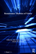 Pdf Renaissance Theories of Vision