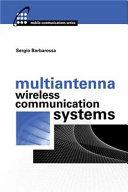 Multiantenna Wireless Communications Systems Book PDF