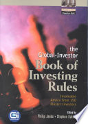The Global-Investor Book of Investing Rules