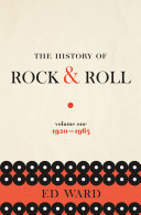 The History Of Rock Roll Volume 1 Book PDF