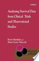 Analysing Survival Data From Clinical Trials And Observational Studies Book PDF