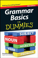 Grammar Basics for Dummies  Mini Edition