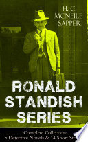 Ronald Standish Series Complete Collection 5 Detective Novels 14 Short Stories