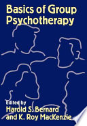 Basics of Group Psychotherapy