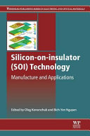 Silicon On Insulator  Soi  Technology  Manufacture and Applications