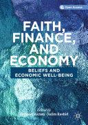 Faith, Finance, and Economy