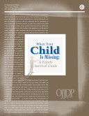 When Your Child Is Missing: A Family Survival Guide (4th ed.)