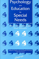Psychology and Education for Special Needs
