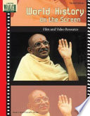 World History On The Screen Book
