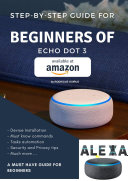 Step by step guide for beginners of Echo Dot 3