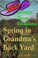Spring In Grandma s Back Yard
