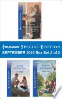 Harlequin Special Edition September 2019   Box Set 2 of 2