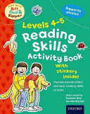 Oxford Reading Tree Read With Biff  Chip  and Kipper  Levels 4 5  Reading Skills Activity Book