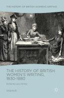 Pdf The History of British Women's Writing, 1830-1880