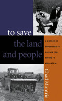 To Save the Land and People