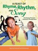 A Feast of Rhyme, Rhythm, and Song
