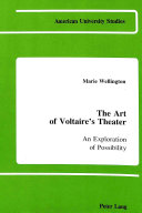 The Art of Voltaire's Theater