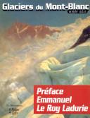 Les glaciers du Mont-Blanc