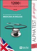 1200 Quiz per medicina in lingua inglese