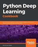 Python Deep Learning Cookbook [Pdf/ePub] eBook