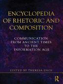 Encyclopedia of Rhetoric and Composition Pdf/ePub eBook