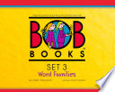 Bob Books Set 3  Word Families Book