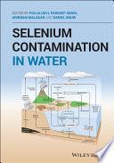 Selenium Contamination in Water Book
