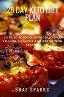 28 Day Keto Diet Plan Book PDF