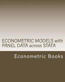 Econometric Models with Panel Data Across Stata