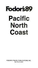 Pacific North Coast  89