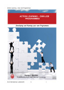 Action Learning   Own Job Programmes