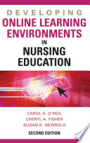 Developing Online Learning Environments, Second Edition