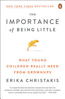 Pdf The Importance of Being Little