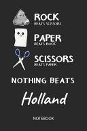Nothing Beats Holland   Notebook