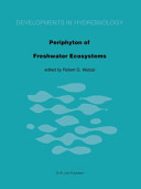 Periphyton of Freshwater Ecosystems